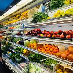 réfrigérateur de fruits et légumes